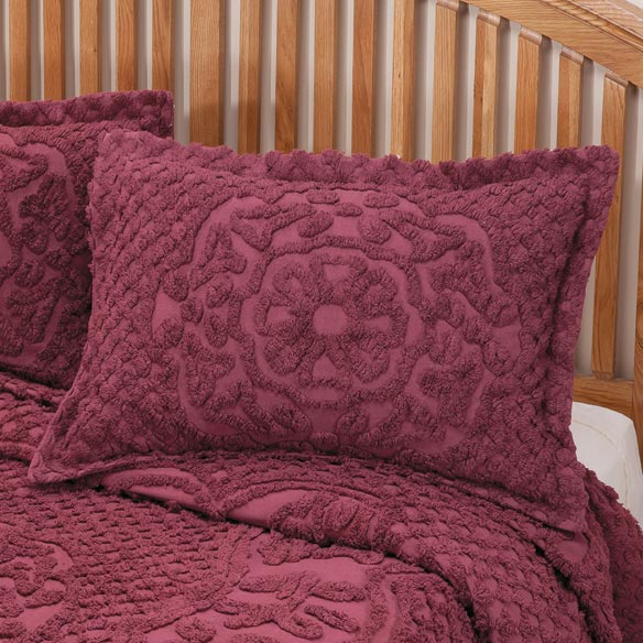 Martha Chenille Sham by East Wing Comforts™ - View 3