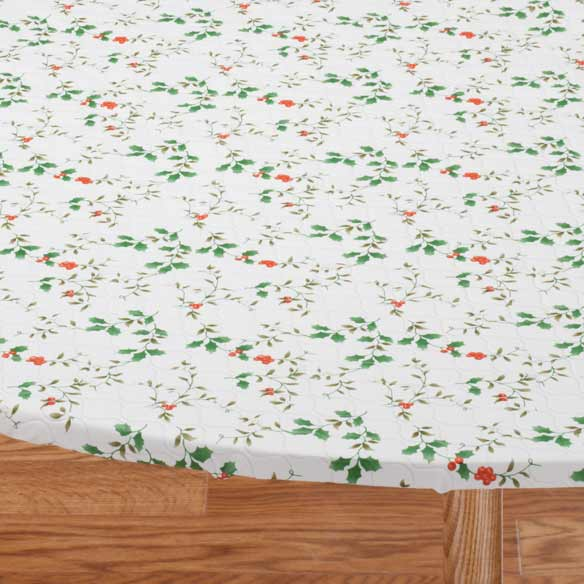 Pfaltzgraff® Winterberry Christmas Tablecover - View 2