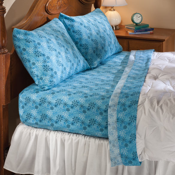 Flannel Sheet Sets - View 4