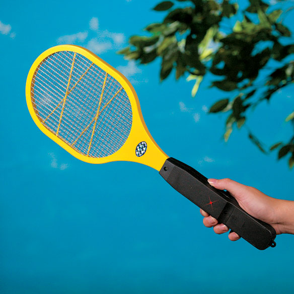 Electronic Bug Zapper Racket