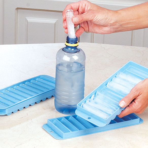 Ice Tube Trays - Set Of 2