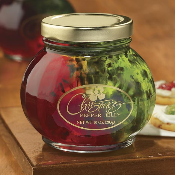 Christmas Pepper Jelly