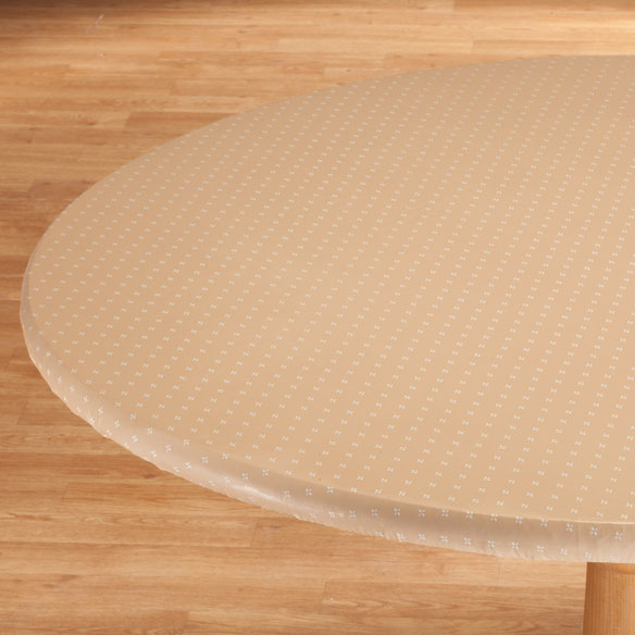 Original Elasticized Vinyl Table Cover