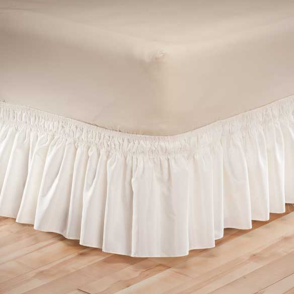 Wrap Around Bed Skirt - View 1