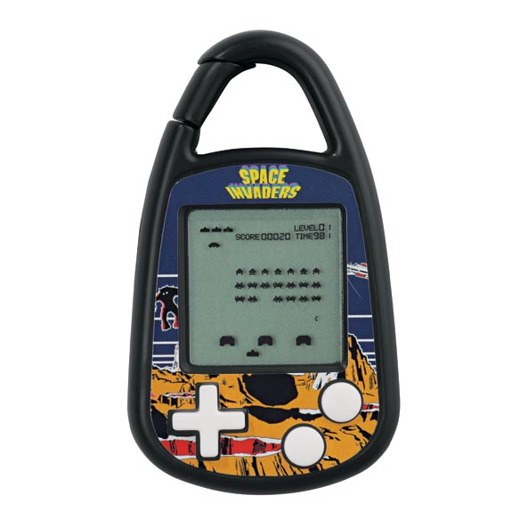 Space Invaders Handheld Game