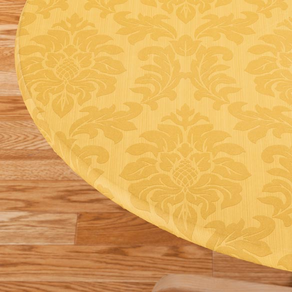 Katherine Elasticized Table Cover - View 1
