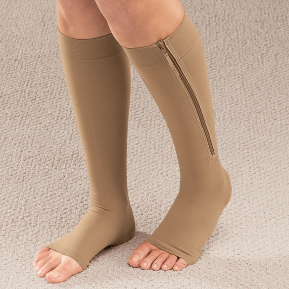 Compression Socks - 1 Pair - View 1